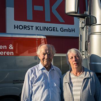 Horst und Isolde Klingel