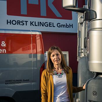 Sabine Klingel-Argast
