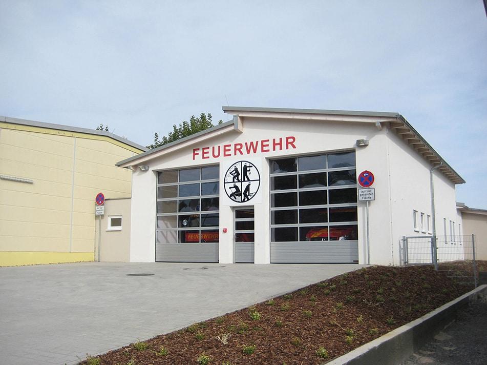 Feuerwehrhaus Neuenbürg Impression