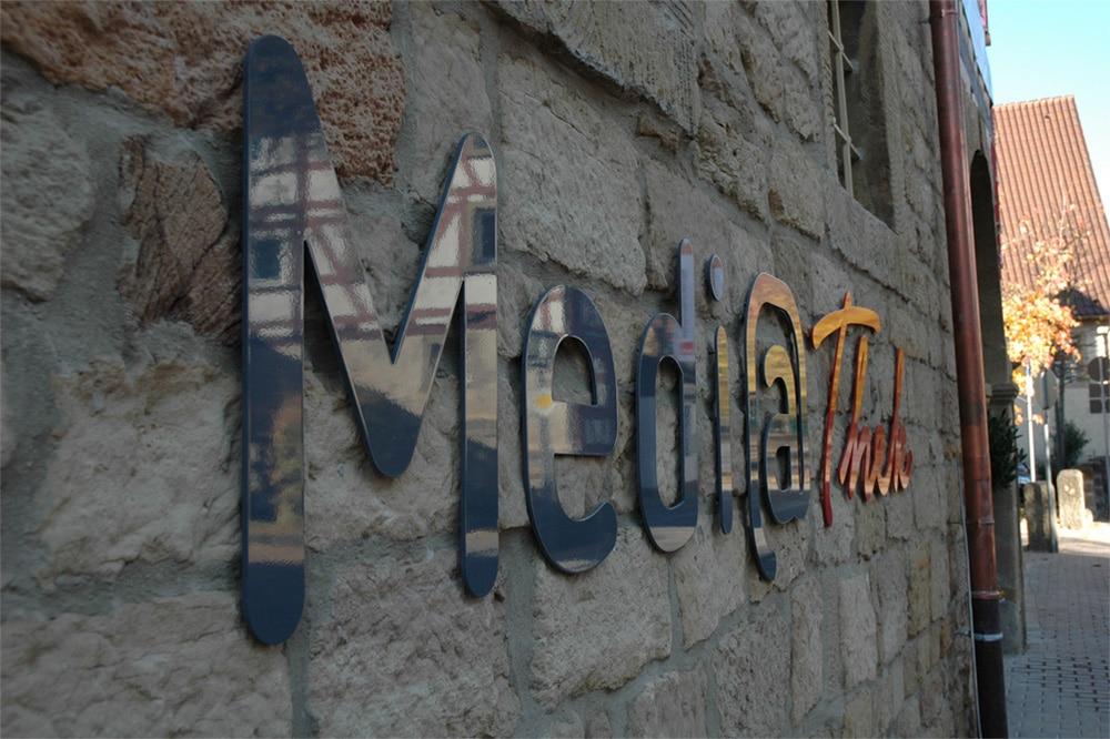 Neue Mediathek in Oberderdingen